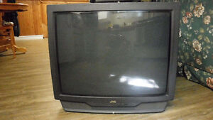 32 inch JVC with remote
