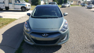 2013 elantra gt $7800 obo or trade for chevy/gmc truck.