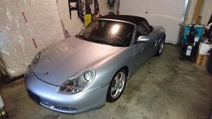 Pristine condition 2000 Porsche Boxster S Convertible