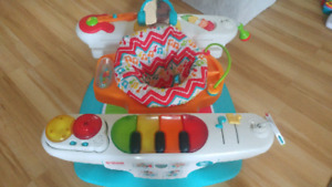 Fisher Price 4-in-1 Step n' play piano