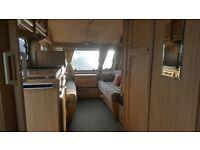 Eldiss 4 berth caravan