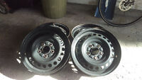 Winter Steel Rims 5 x 114.3 Bolt Patterns 15 inches
