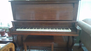 PIANO - Sherlock Manning, made in London, Ontario