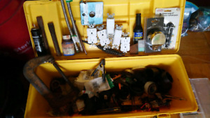Large contractor tools lot well over $400