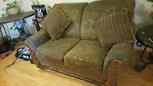 Beautiful couch and love seat so sale