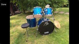 Performance Percusion drum kit