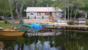 RHODIE'S REST   4 bdrm 2400sq Clear WARM  Zwickers Lake Anna.