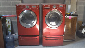 Excellent Condition LG Tromm Washer and Dryer Combo for Sale