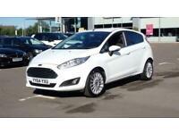 2014 Ford Fiesta 1.0 EcoBoost Titanium 5dr Hatchback petrol Manual