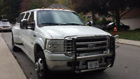 2006 Ford F350 King Ranch Pickup Truck
