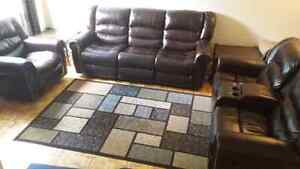 6 Seater sofa / Couch all reclyners