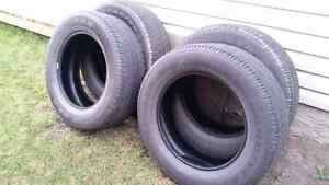 Wrangler Tires For Sale Strathcona County Edmonton Area image 2