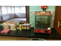 Fun Foods, Hot Dog Steamer
