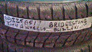 GoodYear Hankook Bridgestone tires rims London Ontario image 5