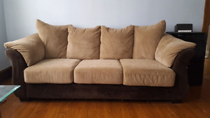 3 sofa's for sale