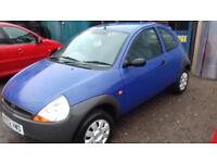 2003 Ford Ka 1.3 cc 82K.. ( NOW £499 or BEST OFFERS )