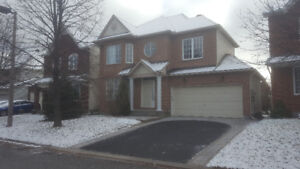 Morgans Grant/KANATA Detached 4 BR 2.5 Bath