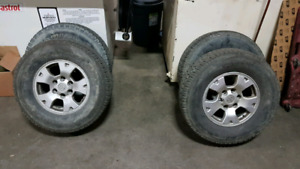 16inch tires and rims
