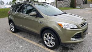 2013 Ford Escape SEL Buetooth Leather
