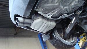 2011 VW Jetta Exhaust Magnaflow Muffler-$300,Magnaflow Tip-$97
