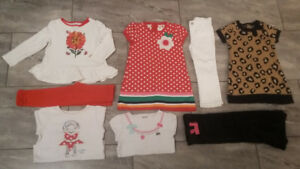 Gymboree brand clothes in EUC for size 2 toddler girl