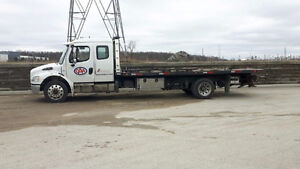 Tow truck wreckers and flatbeds for sale