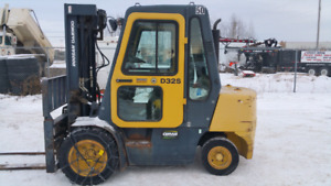 Daewoo Forklift (reduced to sell)