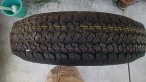 new trailer tire
