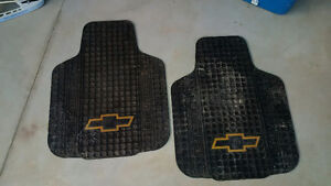 Rubber mats for Chevy