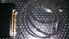 Forza AudioWorks Noir HPC Mk2 Bal Headphones Cable Sennheiser HD800S