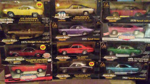 """MOPAR MANIA""  Various 1/18 Muscle Cars"