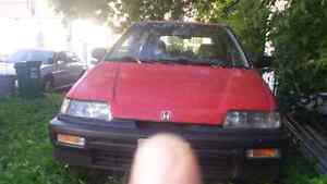 91 Honda Civic wagon