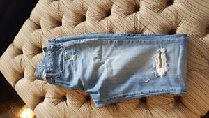 Abercrombie and Fitch jeans, sz 12, rugged Oakville / Halton Region Toronto (GTA) image 3