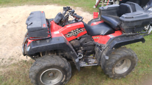 Grizzly 600 1999