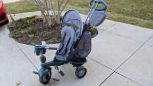 5-in-1 Trike for 10 - 36 months - SmarTrike, Convertible