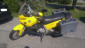 BMW F650 Funduro 1997   FOR SALE