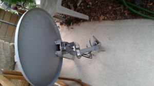 Bell and Dish network Satellite  Dual  LNB