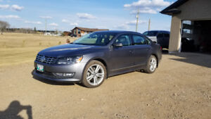 2013 Volkswagen Passat Highline 2.5 gas