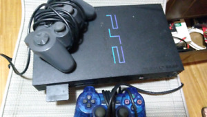 Ps2., 2 controllers,,30 Games