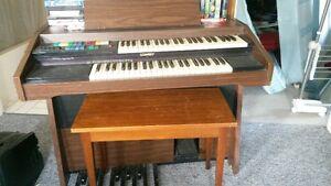 organ/piano