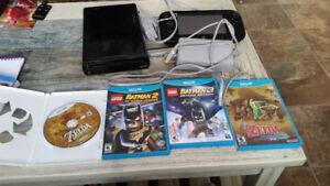 WII U Plus games