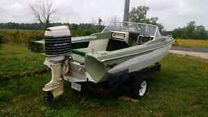 1963 85hp Mercury Outboard