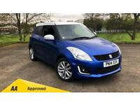 2014 Suzuki Swift 1.2 SZ-L 3dr Manual Petrol Hatchback