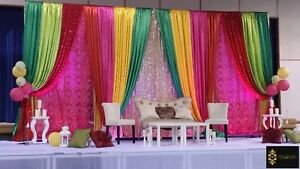 Wedding and Party Rentals ( chair cover $1.00 & linens and more) Edmonton Edmonton Area image 6