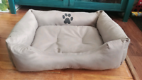 Cat or Dog bed and cat cube