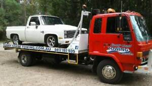 SUNNYCOAST TOWING SERVICE