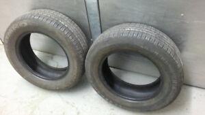 Plusieurs Pneus 15 et 14 pouces / Many 15 and 14 inch Tires
