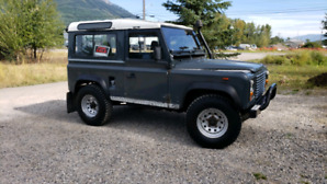 1987 Land Rover Defender 90 Turbo Diesel