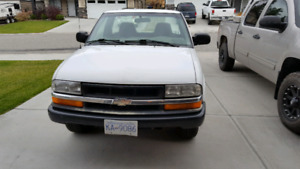 2000 Chevy S10 Winter Ready $3300 OBO