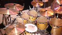 Sonor Force 2003 Drums with Zildjian Cymbals, mics and extras